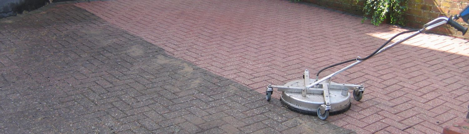 Westerham Patio & Driveway Jet Wash Cleaning Company | Ultra